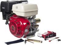 Двигатель бензиновый ZigZag GX 390 (SR188F/P-D) -