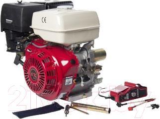 Двигатель бензиновый ZigZag GX 390 (SR188F/P-D) - общий вид