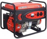Бензиновый генератор ZigZag SRGE6500D -