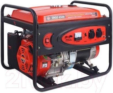 Бензиновый генератор ZigZag SRGE6500D - общий вид