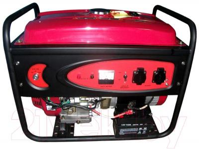 Бензиновый генератор ZigZag SRGE7500D - общий вид
