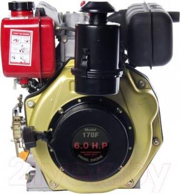 Двигатель дизельный ZigZag SR178F - общий вид
