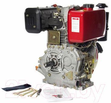 Двигатель дизельный ZigZag SR186F - комплектация
