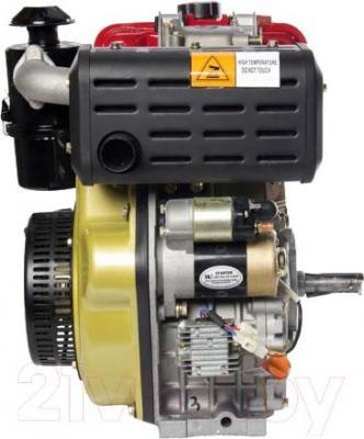 Двигатель дизельный ZigZag SR186FD - общий вид