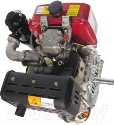 Двигатель дизельный ZigZag SR186FD - вполоборота