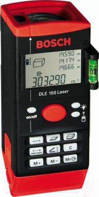 Дальномер лазерный Bosch DLE 150 (0.601.098.303) - общий вид