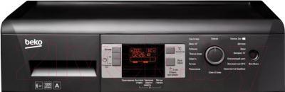 Стиральная машина Beko WKB 61041 PTYAN - панель управления