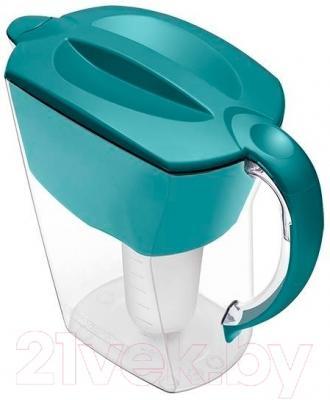 Фильтр питьевой воды Аквафор Премиум P81B05N (бирюзовый)