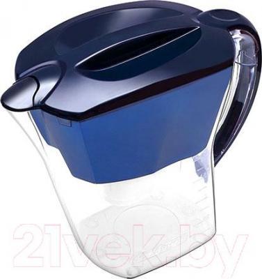 Фильтр питьевой воды Аквафор Агат (синий кобальт)