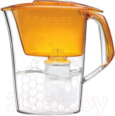 Фильтр питьевой воды БАРЬЕР Винни (медовый)