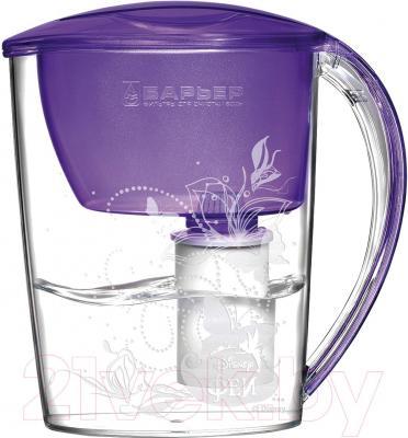 Фильтр питьевой воды БАРЬЕР Феи (фиалковый)