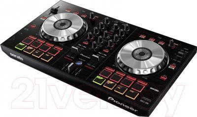 DJ контроллер Pioneer DDJ-SB - общий вид