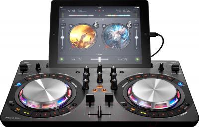 DJ контроллер Pioneer DDJ-WEGO3-K - общий вид