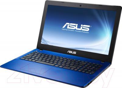 Ноутбук Asus X550CC-XX1377H - вполоборота