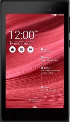 Планшет Asus MeMO Pad 7 ME572CL-1C008A 16GB LTE (красный) - общий вид