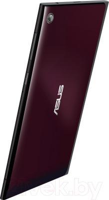 Планшет Asus MeMO Pad 7 ME572CL-1C008A 16GB LTE (красный) - вид сзади