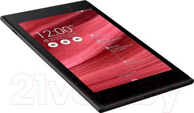 Планшет Asus MeMO Pad 7 ME572CL-1C008A 16GB LTE (красный) - вид лежа