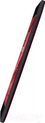 Планшет Asus MeMO Pad 7 ME572CL-1C008A 16GB LTE (красный) - вид сбоку