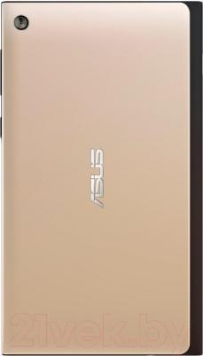Планшет Asus MeMO Pad 7 ME572CL-1G008A 16GB LTE (золотой) - вид сзади