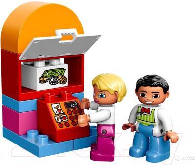 Конструктор Lego Duplo Кафе (10587) - общий вид