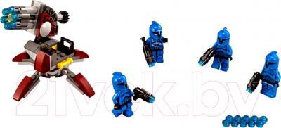 Конструктор Lego Star Wars Элитное подразделение Коммандос Сената (75088) - общий вид