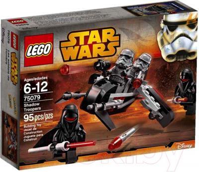 Конструктор Lego Star Wars Воины Тени (75079) - упаковка