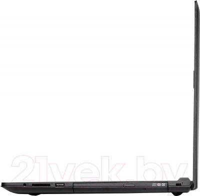 Ноутбук Lenovo G50-45 (80E3013QUA) - вид сбоку