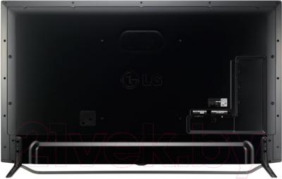 Телевизор LG 65UB950V - вид сзади