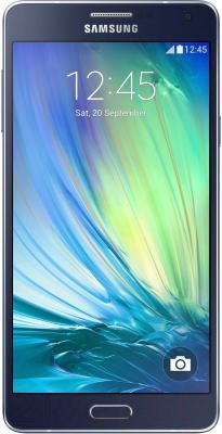 Смартфон Samsung Galaxy A7 / A700FD (черный) - общий вид