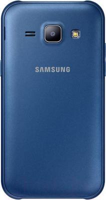 Смартфон Samsung Galaxy J1 / J100H/DS (синий)