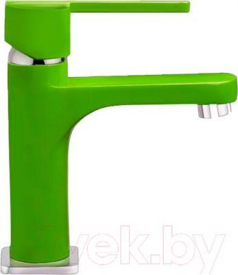 Смеситель Teka Aura Green 503420208 - общий вид