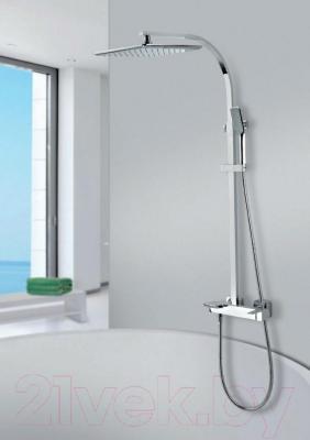 Душевая система Teka Formentera 622380200 - в ванной