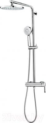 Душевая система Teka Alaior XL 222980200 - общий вид