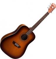 Акустическая гитара Washburn WD7SATBM -