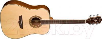 Акустическая гитара Washburn WD10SNS - общий вид