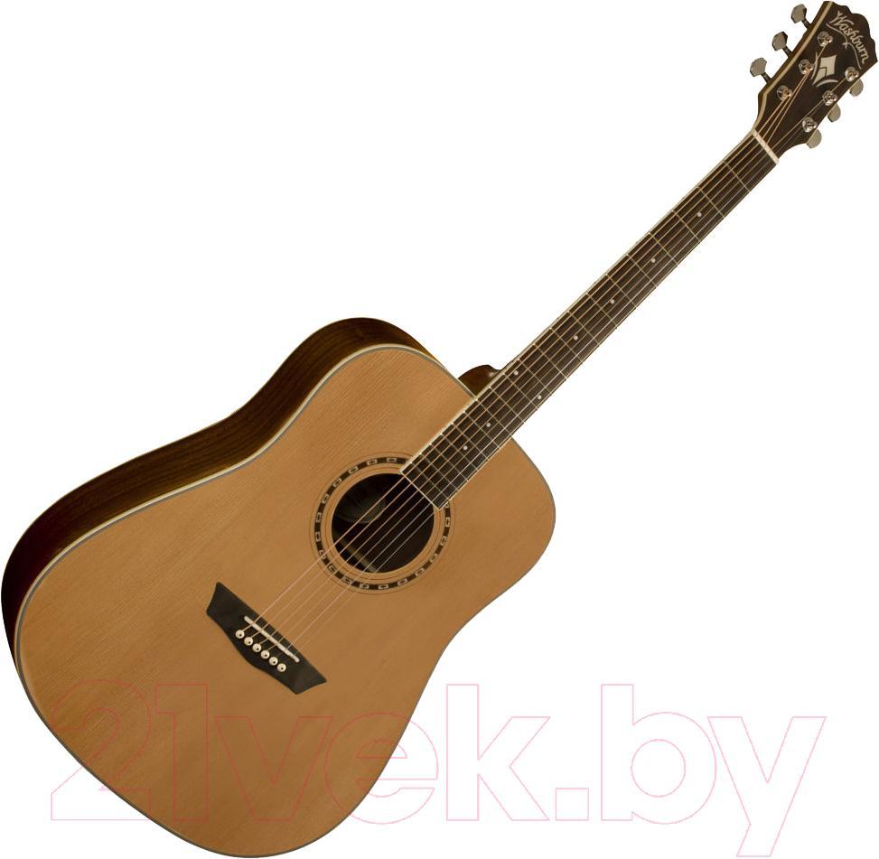Акустическая гитара Washburn