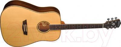 Акустическая гитара Washburn WD25S - общий вид