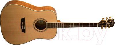 Акустическая гитара Washburn WD30S - общий вид