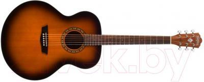 Акустическая гитара Washburn WJ7SATBM - общий вид