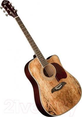Электроакустическая гитара Oscar Schmidt OG2CESM - общий вид