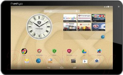 Планшет Prestigio MultiPad Muze 5001 8GB 3G (PMT5001_3G_C_BL) - общий вид