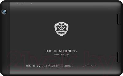 Планшет Prestigio MultiPad Muze 5001 8GB 3G (PMT5001_3G_C_DG) - вид сзади