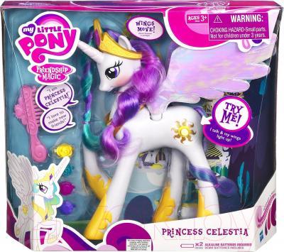 Игровой набор Hasbro My Little Pony Принцесса Селестия (A0633) - упаковка