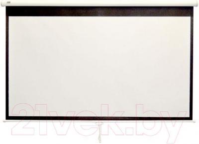 Проекционный экран Classic Solution Norma 251x213 (W 243x137/9 MW-S0/W) - общий вид
