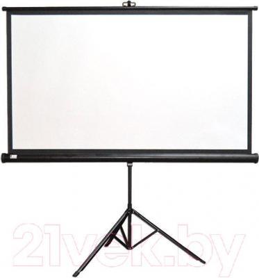 Проекционный экран Classic Solution Crux 220x244 (T 213x213/1 MW-S0/B) - общий вид