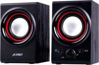 Мультимедиа акустика FnD R211U (черный) -