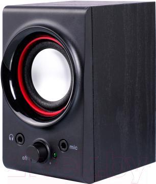 Мультимедиа акустика F&D R211U (черный) - колонка
