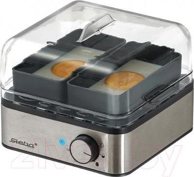 Яйцеварка Steba EK 5 - с формами для приготовления яиц без скорлупы