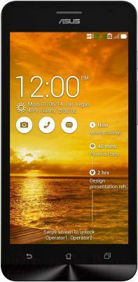 Смартфон Asus ZenFone 5 A501CG (16Gb, золотой) - общий вид