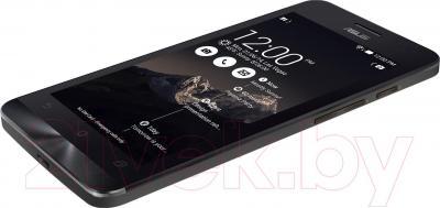 Смартфон Asus ZenFone 5 A501CG (16Gb, черный) - вид лежа